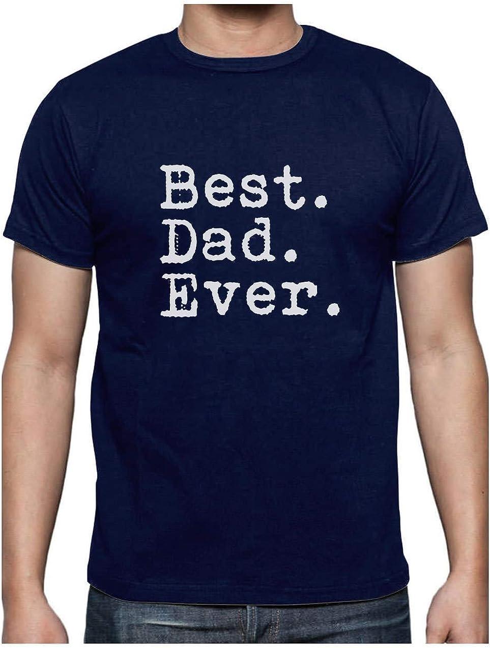 Green Turtle T-Shirts Camiseta para Hombre - Regalos para Hombre, Regalos para Padres. Camisetas Hombre Originales Divertidas - Best Dad Ever