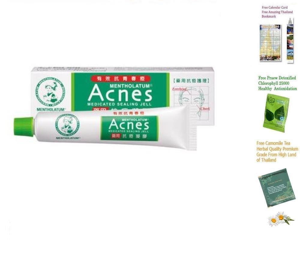 Mentholatum Acnes Medicated Sealing Jelly Gel 18g Beauty
