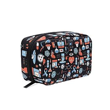 Amazon.com: Organizador de bolsas de cosméticos para ...