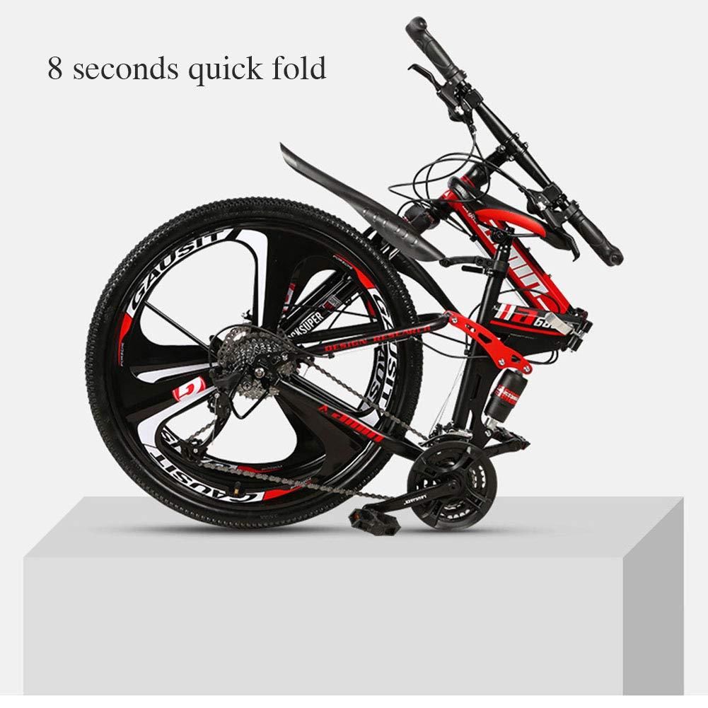 TBAN Bicicletas De Montaña Plegables, Bicicletas para ...
