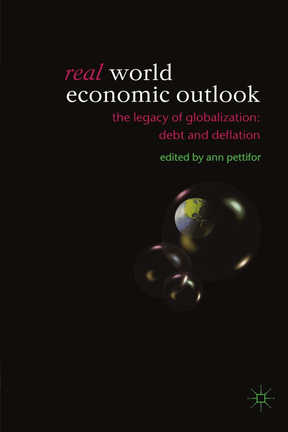 Download Real World Economic Outlook: The Legacy of Globalization: Debt and Deflation Text fb2 ebook