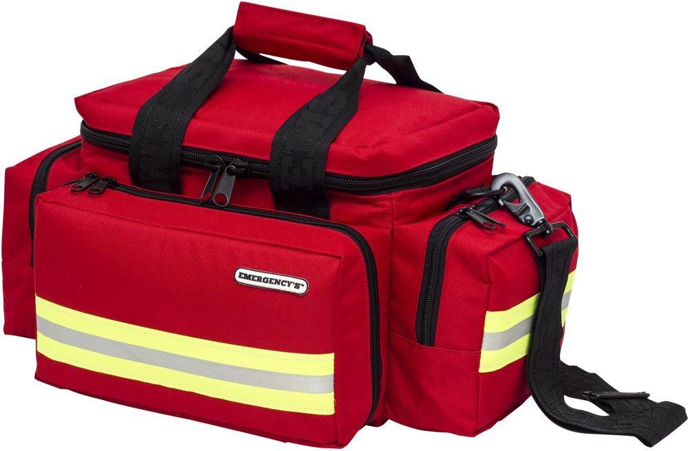 ELITE BAGS LIGHT BAG Notfalltasche (44 x 25 x 27cm) ohne Inhalt! (rot) EMERGENCY´S XADEMS001R