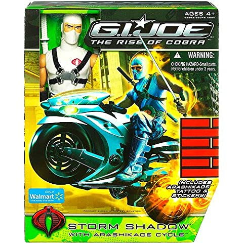 G.I. Joe Movie The Rise of Cobra Exclusive 12 Inch Action Figure Storm Shadow