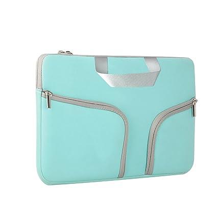 3efaf5c2836d Chromebook Case, HESTECH 13-13.3 Neoprene Laptop Sleeve Case with Handle  for 13