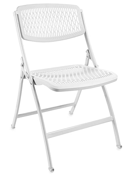 Groovy Flex One Folding Chair From Mity Lite White Beatyapartments Chair Design Images Beatyapartmentscom