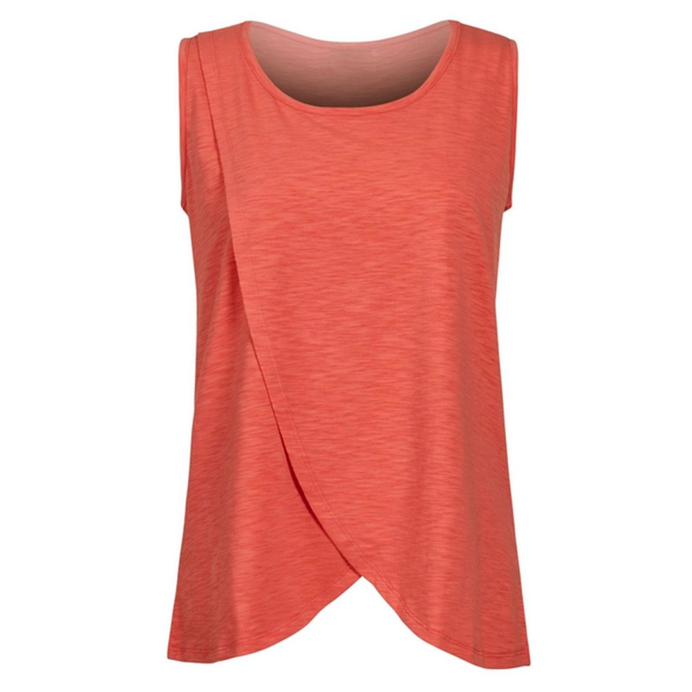 Oliveya Women Nursing & Breastfeeding Tank Top Open Front Maternity Shirt(S-5XL)