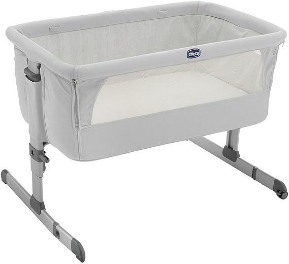 Chicco Next2me - Cuna de colecho con anclaje a cama y 6 alturas ...