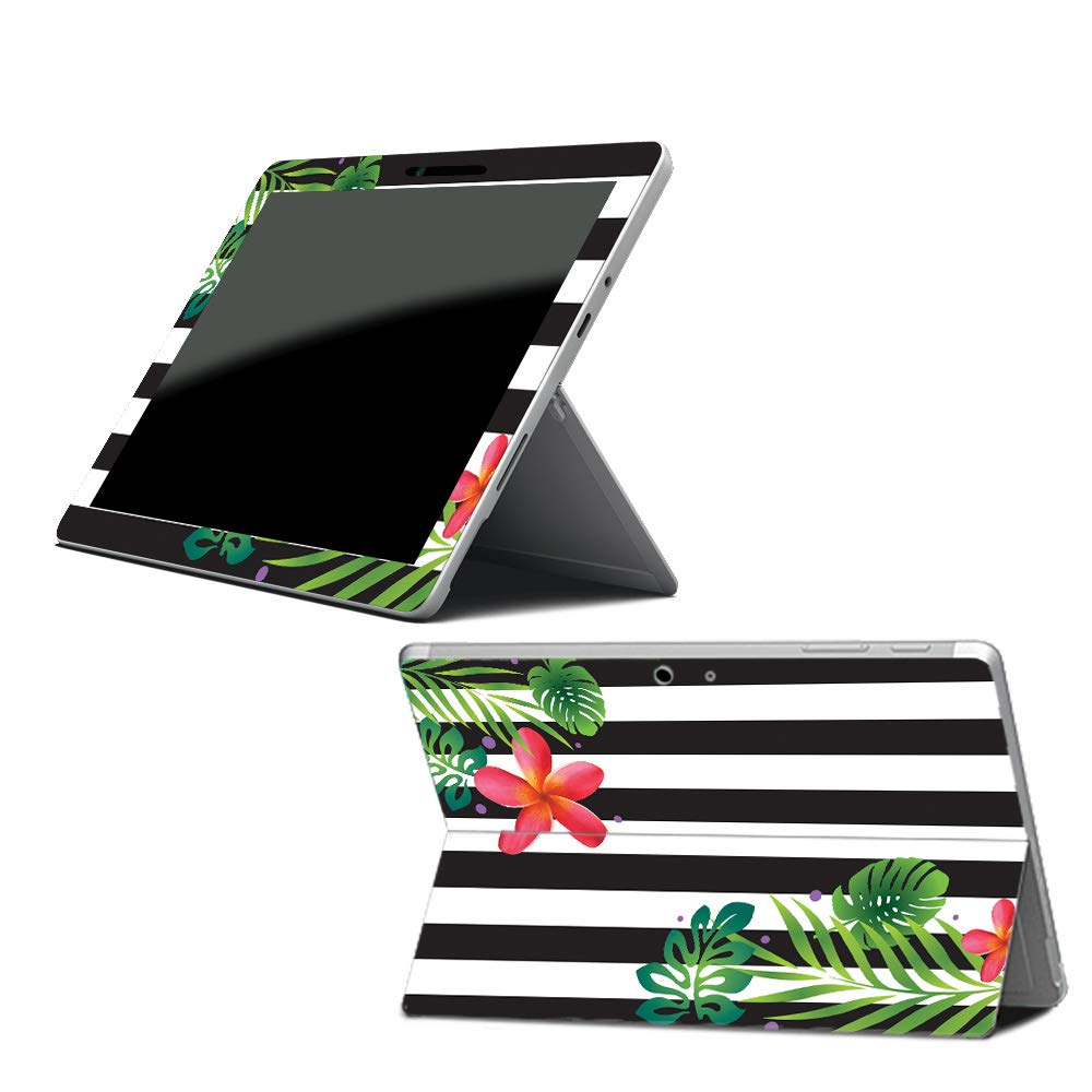 MightySkins Skin for Microsoft Surface Pro 6 Tablet - Beach Bum | Protective, Durable, and Unique Vinyl Decal wrap Cover | Easy to Apply, Remove, and Change Styles | Made in The USA