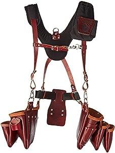 Occidental Leather 5093 Stronghold Beltless 6-bag Framer