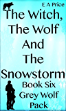 The Witch, the Wolf and the Snowstorm: (Book 6, Grey Wolf Pack Romance Novellas)