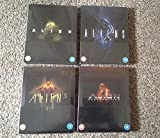 Alien Aliens Complete Series Bluray 4 Steelbook Collection [Uk Import, Region Free]