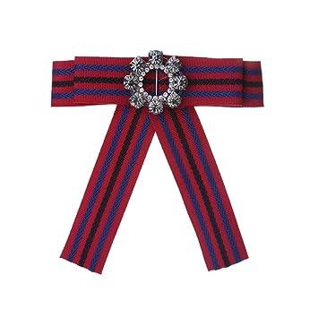 CCJIAC Cuello de Moda Camisa de Vestir Vestido Corbata Lona ...