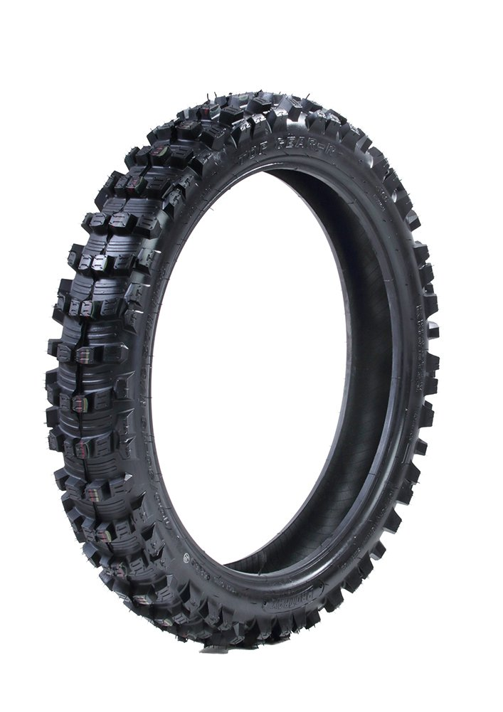 ProTrax PT1019 Motocross Off-Road Dirt Bike Tire 100/90-19 Rear Soft Terrain