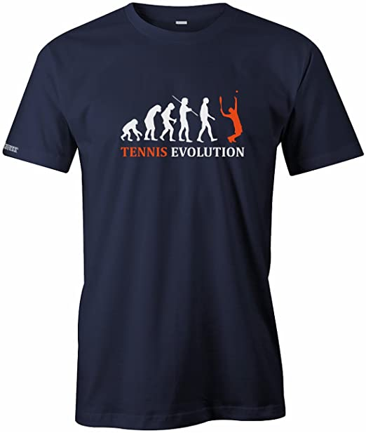 super popular 10d71 2fb86 Jayess Tennis Evolution - Herren - T-Shirt by Gr. S bis XXXL
