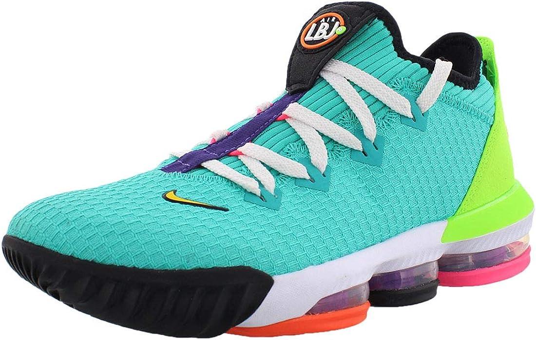 Corbata Resonar Interpretar  Amazon.com | Nike Lebron XVI Low Unisex Shoes | Basketball