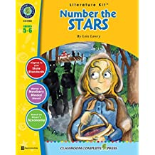 Number the Stars - Novel Study Guide Gr. 5-6 - Classroom Complete Press (Literature Kit)
