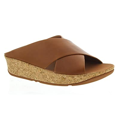 FitFlop KYS Slide - Caramel 5 UK