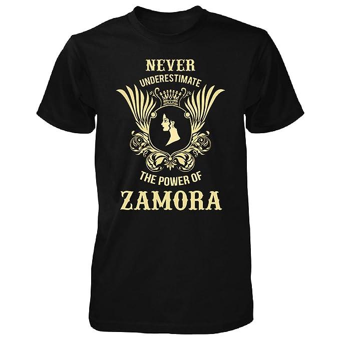 Amazon.com: Never Underestimate The Power Of Zamora Cool ...