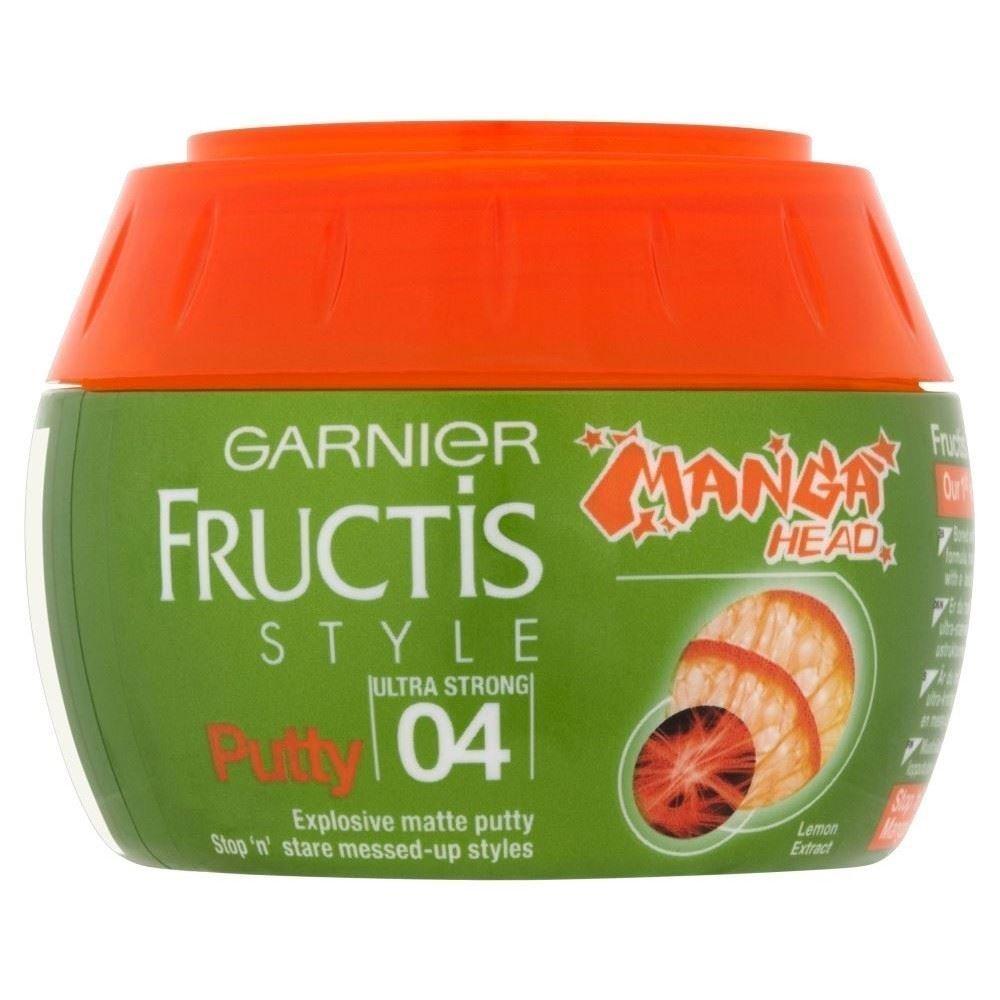Garnier Fructis Style Manga Head Explosive Putty Matte Effect (150ml) Grocery