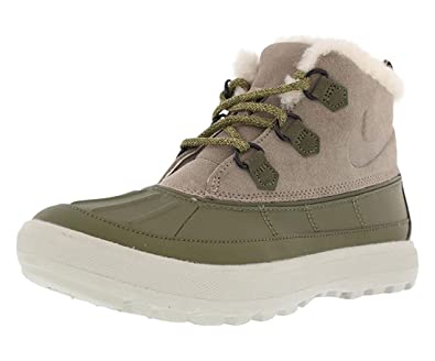 promo code ab6f2 a89c4 Nike Womens Woodside Chukka 2 Round Toe Ankle Cold Weather Boots, Tan, Size  6.0
