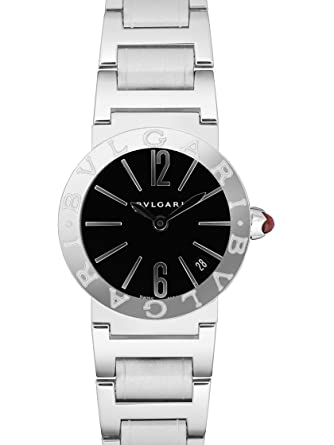 979af6c8eb75 (ブルガリ) BVLGARI 腕時計 ブルガリブルガリ BBL26BSSD ブラック レディース [並行輸入品]