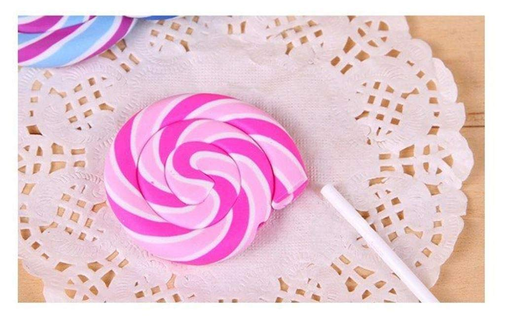 20 pieces/lot Best selling Eraser,Wholesale J-Korea rubber, lovely, lollipop eraser,Gifts,Multifunction by PPL21 (Image #2)