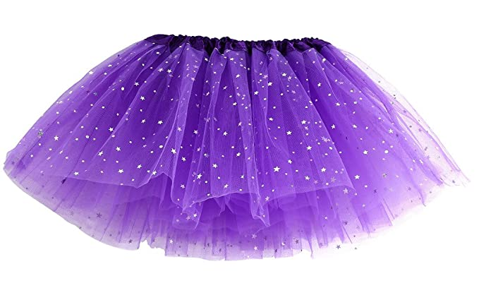 3fd6428fd9cb mioim Damen Tutu Tütü Tanzrock Baby Mädchen Ballettrock Minirock Mini  Petticoat Tanzkleid Pettiskirt Unterrock  Amazon.de  Bekleidung