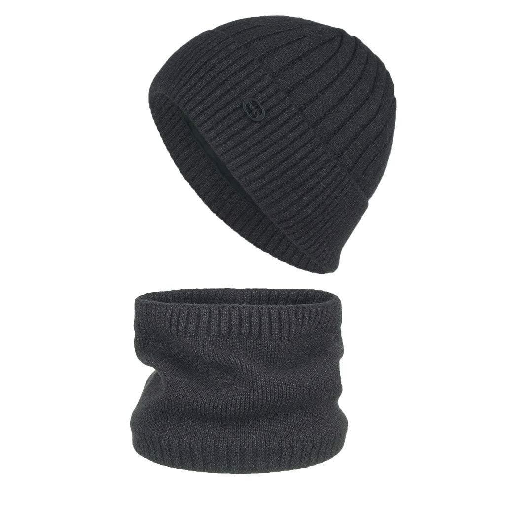 GoldPang Sombrero de Invierno Unisexo Sombrero Caliente de ...