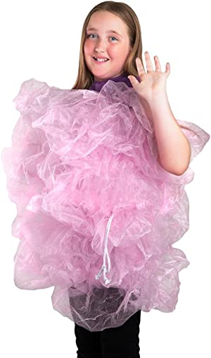 Child Loofah Costume (Size: Medium 7-10)