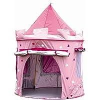 Tienda plegable CASTILLO Princesa (protegida CON AISLANTE para uso interior y exterior) Casita de