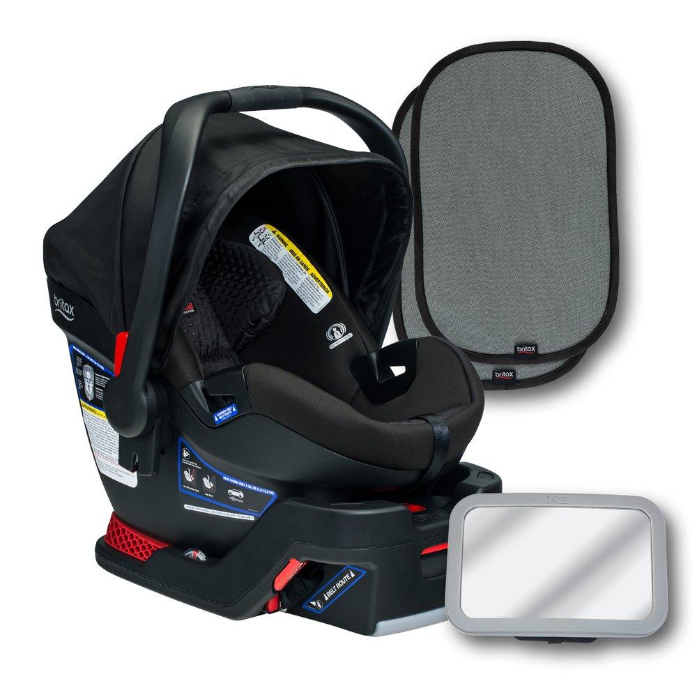 Britax B-Safe 35 Elite Infant Car Seat, Prescott Britax USA