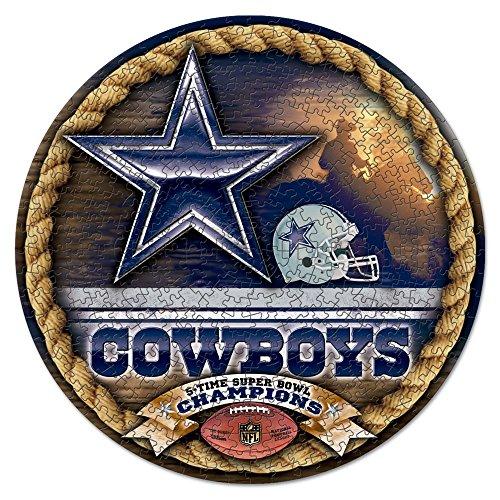 WinCraft NFL Dallas Cowboys Puzzle in Box (500 Piece) -