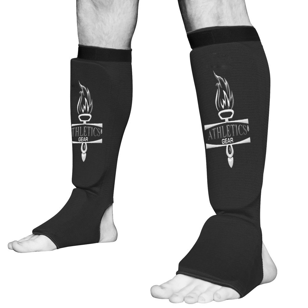 3X ANKLE guard SUPPORTS TRAINING MUAY THAI KICK BOXING GEAR WRAP PROTECTOR