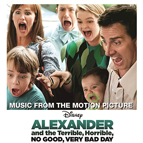 Alexander and the Terrible, Horrible, No Good, Very Bad Day (2014) Movie Soundtrack