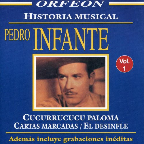 Amazon.com: Cucurrucucu Paloma: Pedro Infante: MP3 Downloads