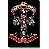 Bravado Guns N Roses Appetite for Destruction Fridge Magnet