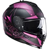 HJC IS-17 Armada MC8F Pink M Full Face Motorcycle Helmet