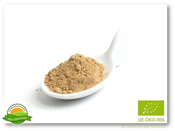 Aroma natural Jengibre molido orgánico 180 g