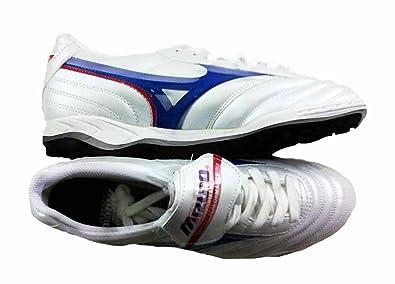 112d68c5df Mizuno Chaussures de Futsal LMR Club - Blanc - Blanc Bleu