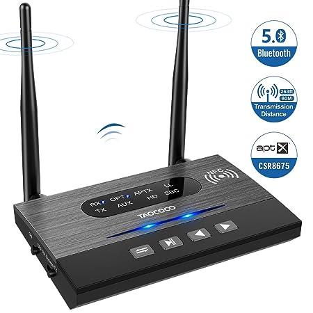 TAOCOCO Bluetooth Receiver