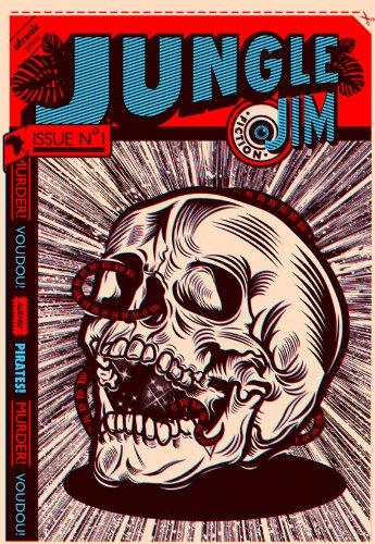 Jungle Jim #1 (African Pulp Fiction)
