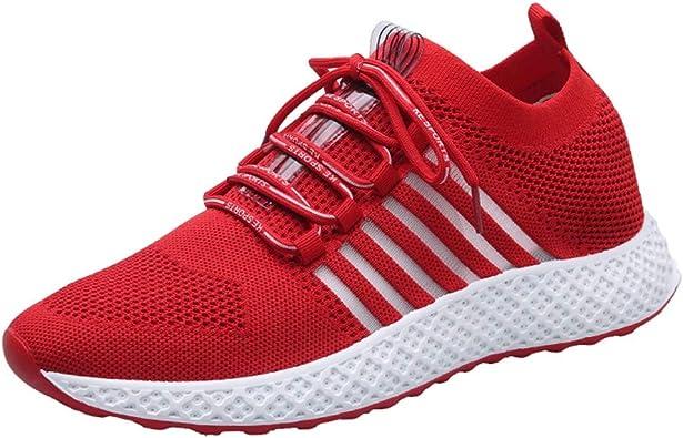 Harpily Zapatillas Running Hombre, Zapatos Deporte para Correr Trail Fitness Sneakers Ligero Transpirable: Amazon.es: Zapatos y complementos