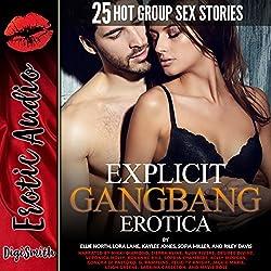 Explicit Gangbang Erotica