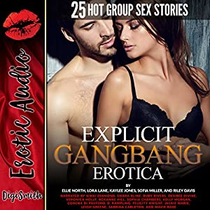 Explicit Gangbang Erotica Audiobook