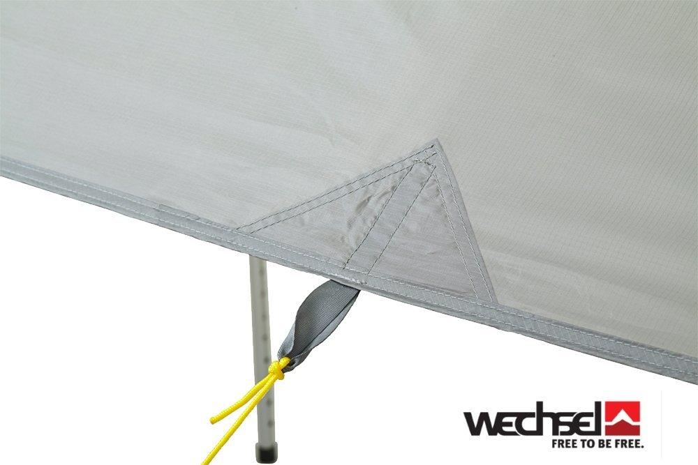 Wechsel Tents (Travel Tarp (Travel Tents Line) - Robuste Wasserdichte Plane 5000mm WS, Verschiedene Größen ba3901