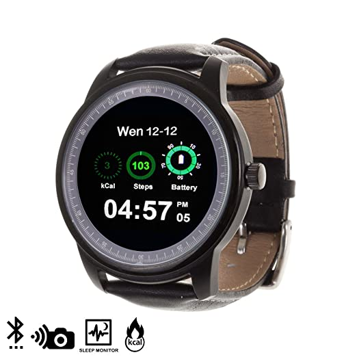 DAM - Smartwatch Dm365 Black. Batería de 310mAh (alrededor ...