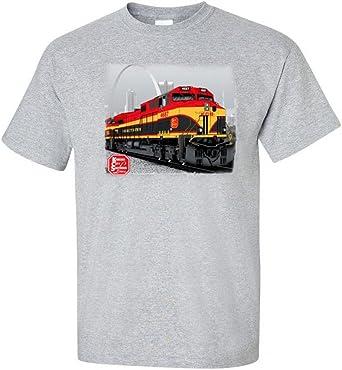KCS Belle Authentic Railroad T-Shirt Tee Shirt 77