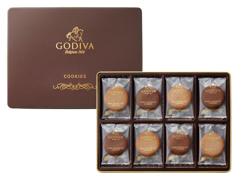 ゴディバ「クッキーアソート」