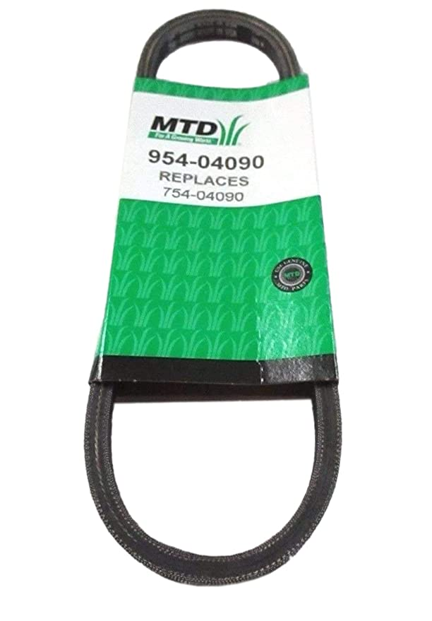 "Genuine MTD 1770334 Mower Drive Belt Fits 26/"" 33/"" Troy-Bilt OEM"