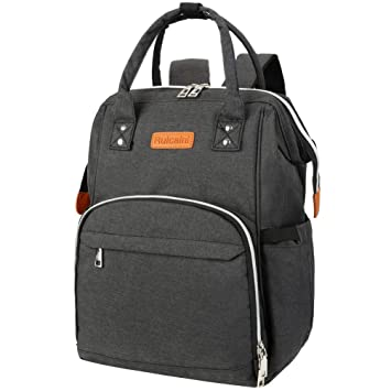 Amazon.com: Vbiger – Mochila multifuncional bolsa de pañales ...